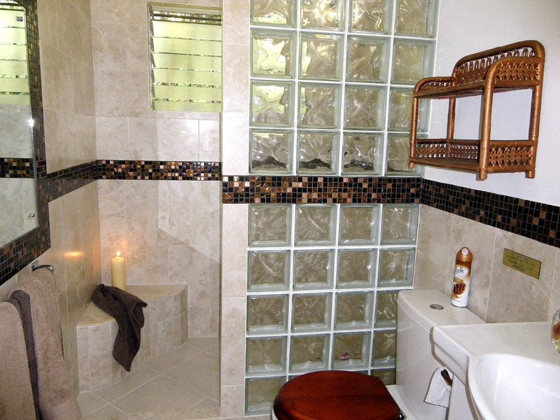 Baño principal. Ahora en-suite con el dormitorio principal.