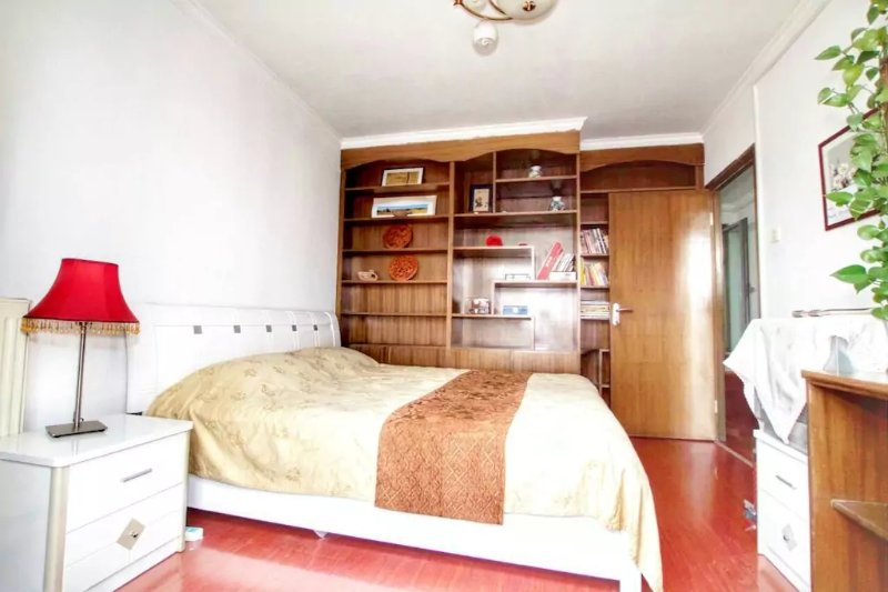 CBD Subway apartment,Wifi,sleep 8 people, Ferienwohnung in Peking