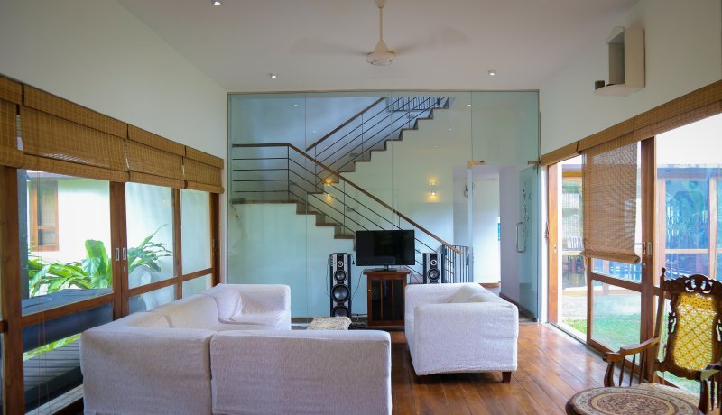 Nosko Villa 2BR with Private Pool, holiday rental in Hikkaduwa
