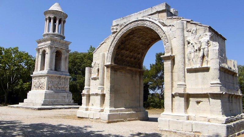 Glanum  Roman Site St. Remy de Provevce