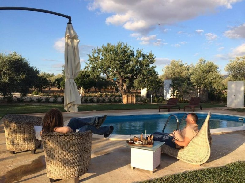 Peaceful Place in wild Sicily, holiday rental in Pedalino