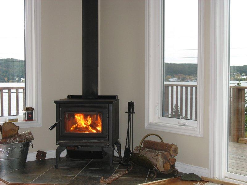 airtight wood stove