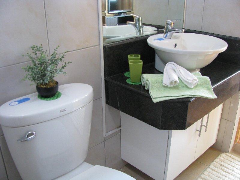 Toilet-bathroom with lavatory