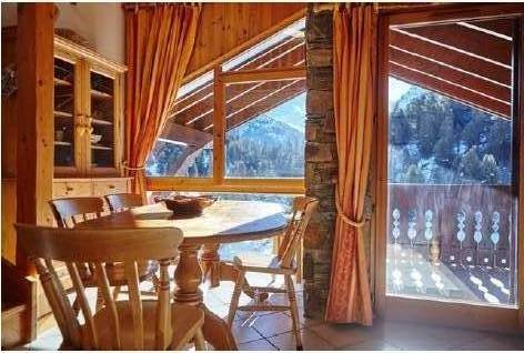 Les ALPAGES du Mottaret, holiday rental in Meribel