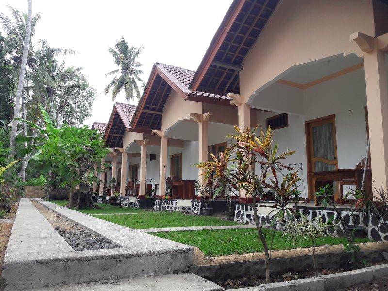 a New Room at Kuta Garden Homestay, location de vacances à Kuta