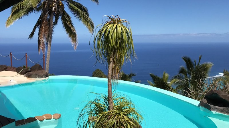 Villa à Punaauia /Tahiti avec vue imprenable, holiday rental in Tahiti