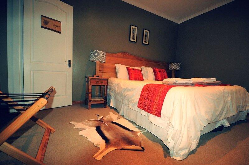 Schlafzimmer Ansicht für Ingwe ROOM