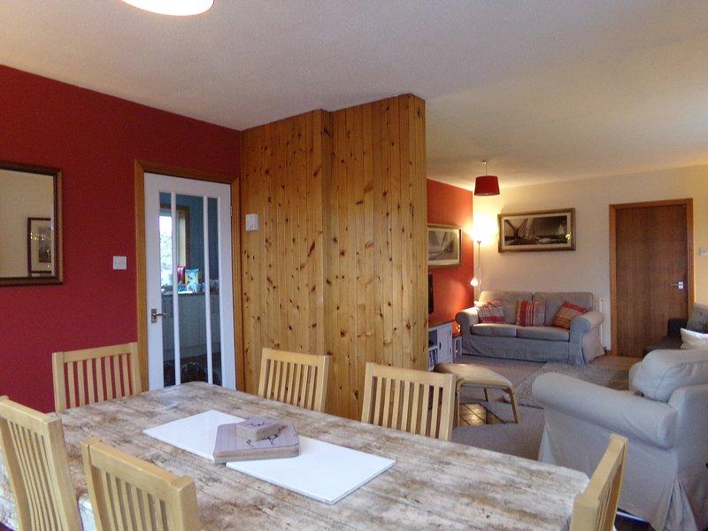 Neilanbank - a family and pet friendly holiday home, alquiler vacacional en Shieldaig