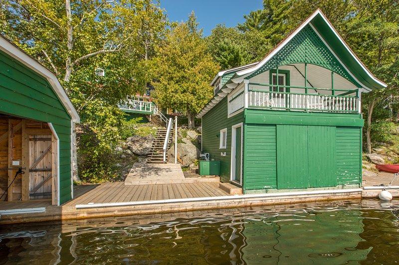 chinook lodge on keewaydin island beaumaris lake muskoka updated rh tripadvisor com