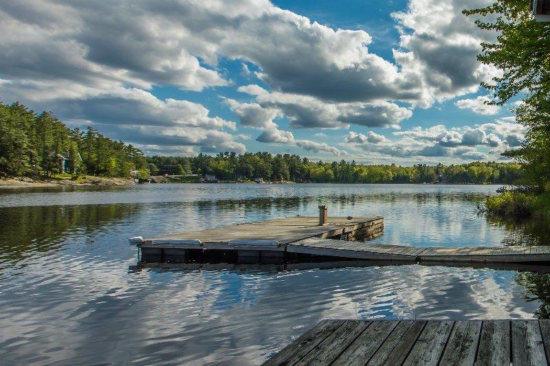 Die Pointe an Brandy See