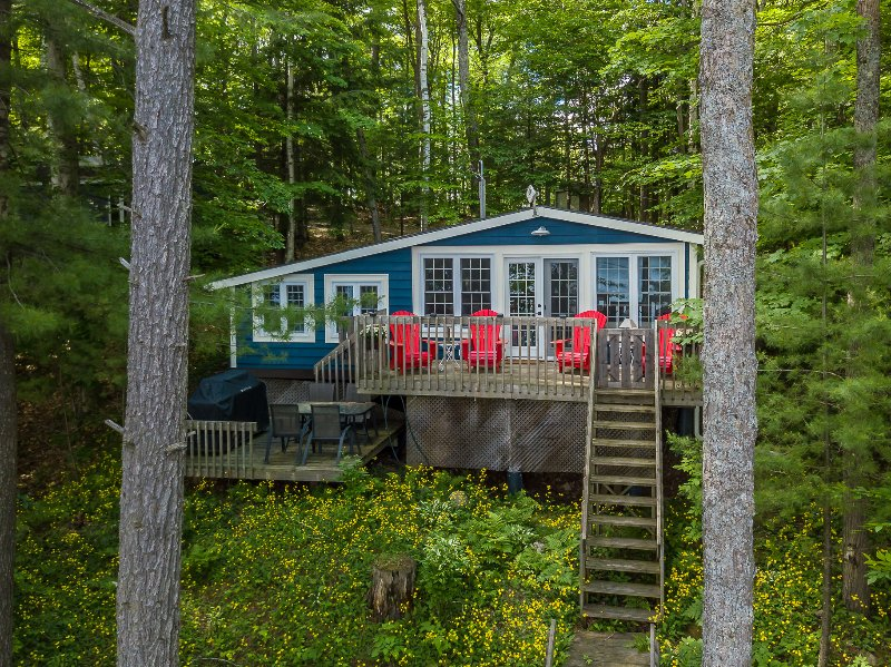 indian river respite lake rosseau 3 bedroom 1 5 bath cottage in rh tripadvisor co za