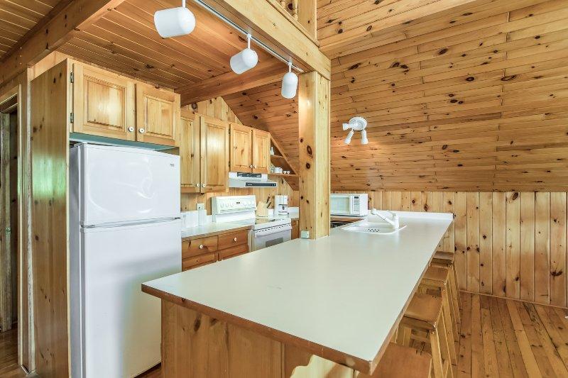 boathouse kitchen