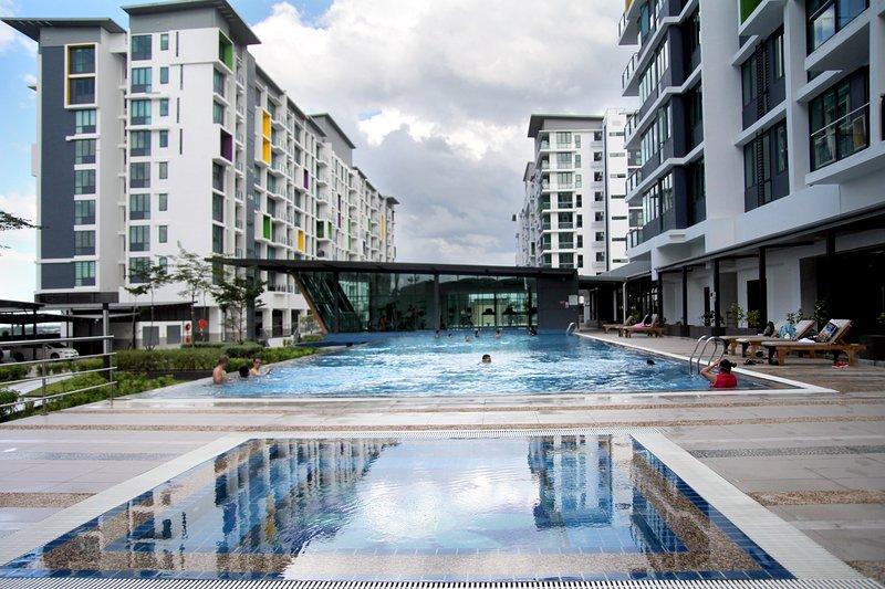Vivacity Jazz Suite Condo, holiday rental in Kota Samarahan