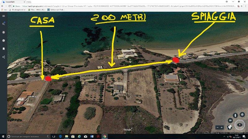 LAST Second 26/6- 3/7 !! Villino al mare a soli 200mt da spiaggia CIRICA Focallo, alquiler vacacional en Ispica
