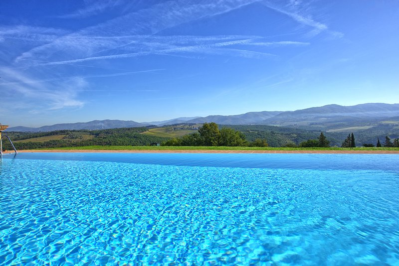 San Fabiano Apartment Sleeps 2 with Pool and WiFi - 5241672, holiday rental in Ponte di Gabbiano