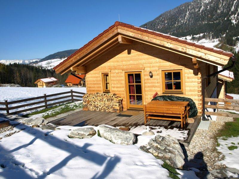 Haus Boris, aluguéis de temporada em Abtenau