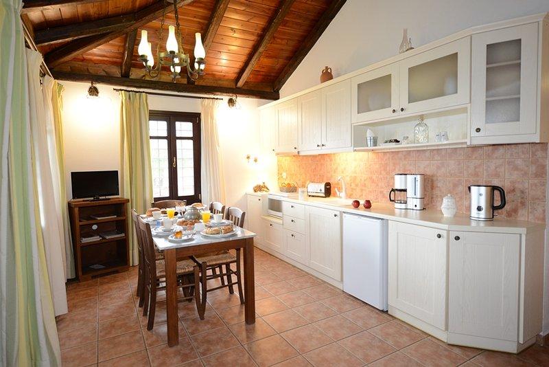 Esperos Loft Villa, holiday rental in Volos