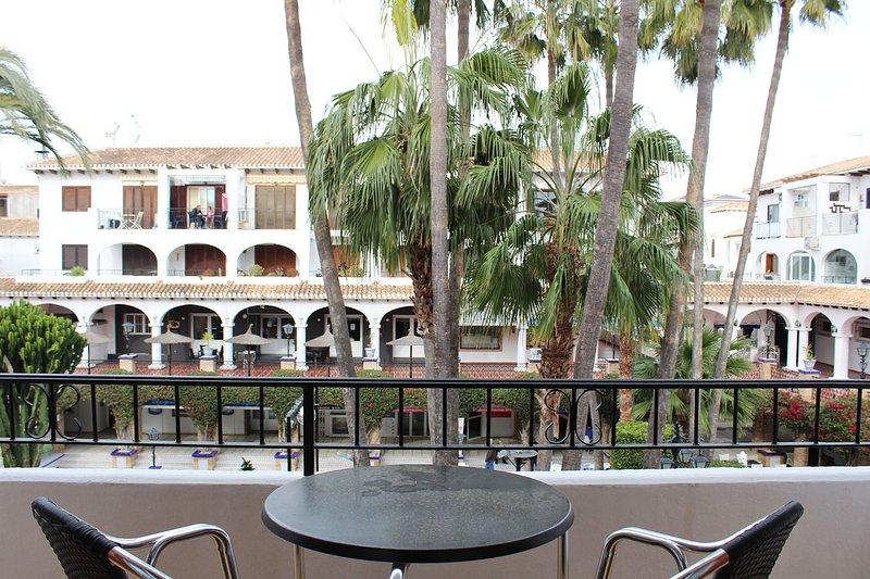 une vue fantastique dans le Villamartin Plaza