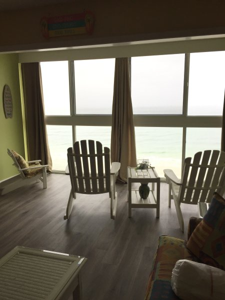 Oceanfront Condo Steps From The Beach