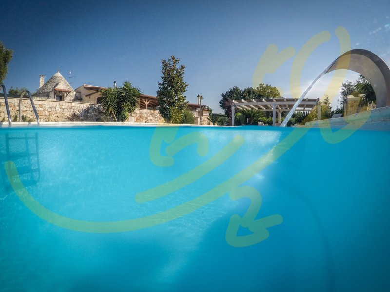 VILLA LUNA, holiday rental in Castellana Grotte