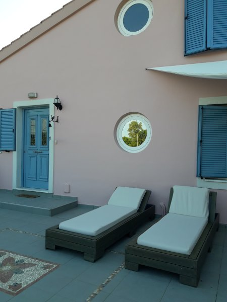 Lux aparment, holiday rental in Dassia