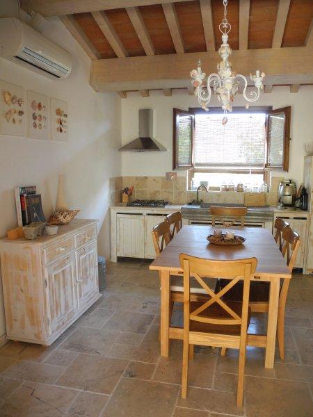 kök matsal på första våningen