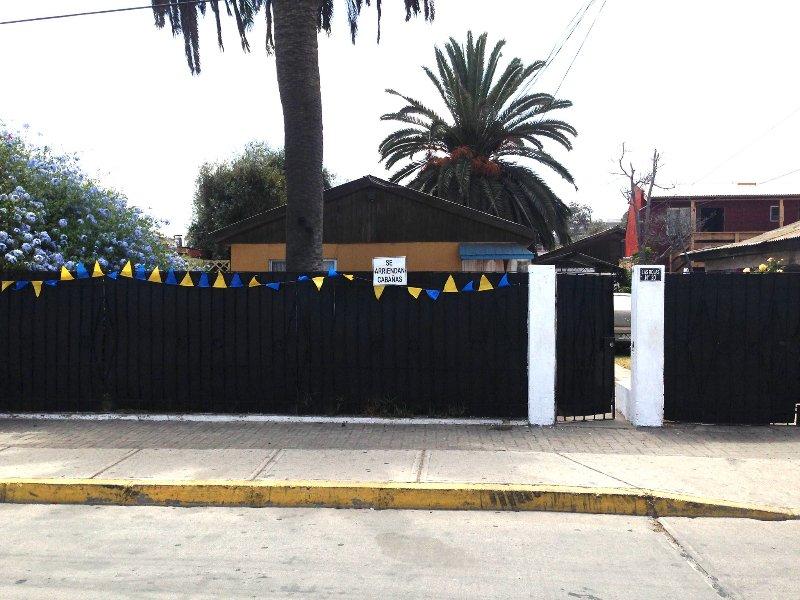 Arriendo de Cabañas por Temporada de Verano, vacation rental in La Serena