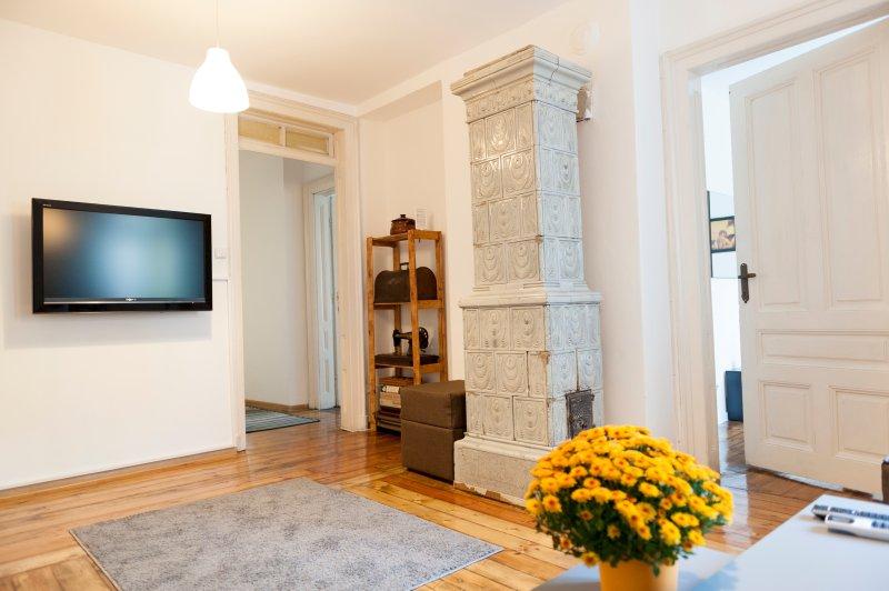Center Graff Ignatiev - 3 BDRM Apartment, vacation rental in Sofia