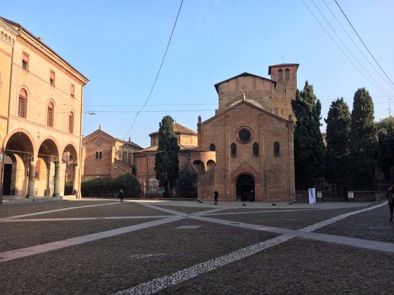 St. Stephen's Square, the Palace of Via Santo Stefano 20
