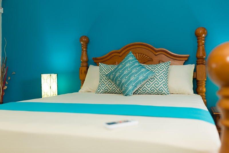 Casa Alexandria (Fully AC Two Bedroom Apartment), holiday rental in Stony Hill