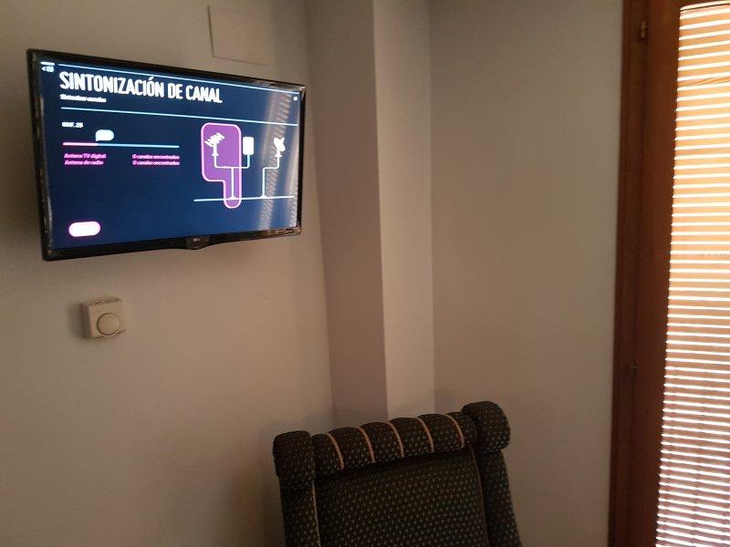 TV in de kamers