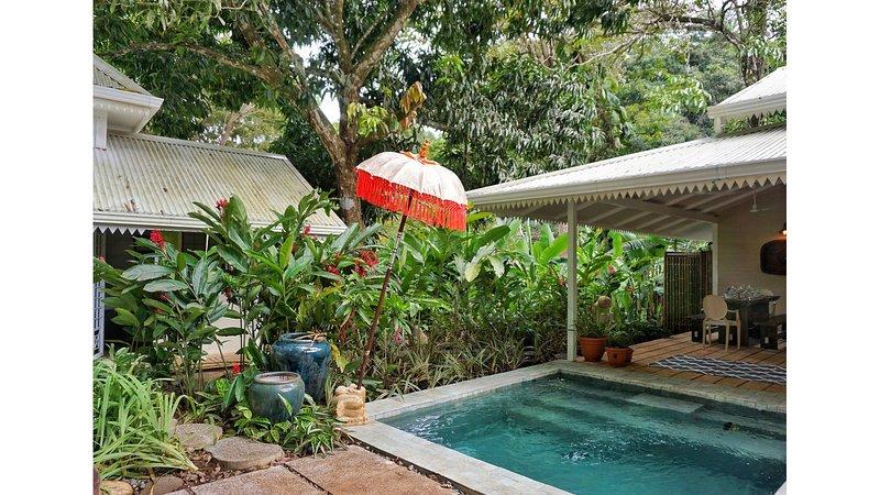 Bella villa bungalow situato a Manuel Antonio.