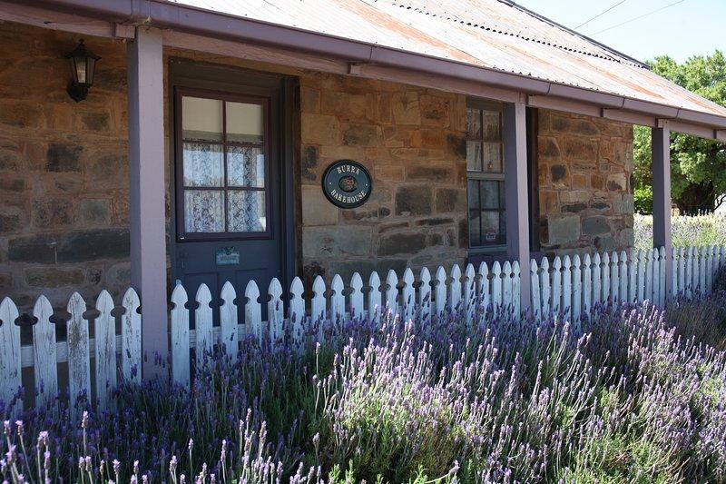 Burra Bakehouse tiene capacidad para 5 en 3 dormitorios
