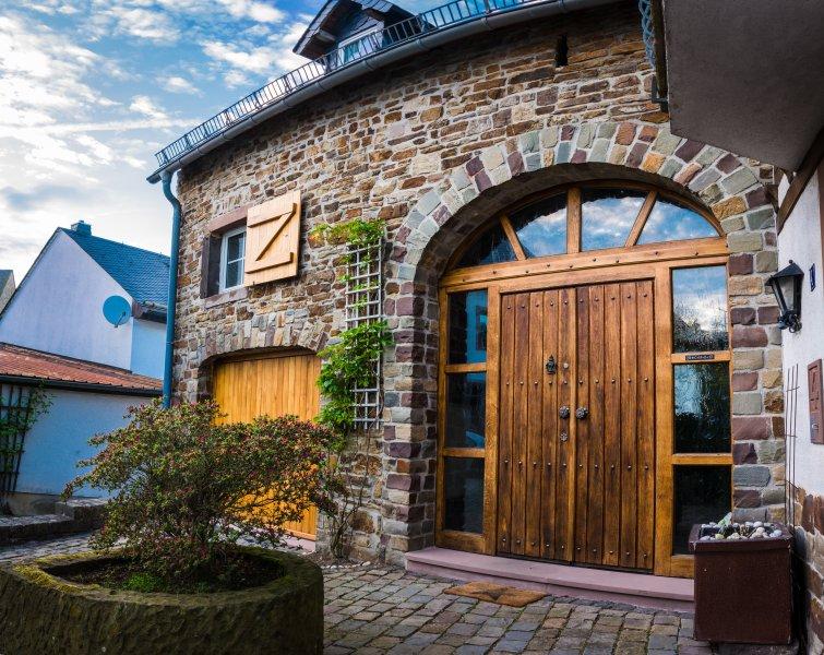 Maarzauber Zauberhafte Alte Scheune Haus Am See Eifel