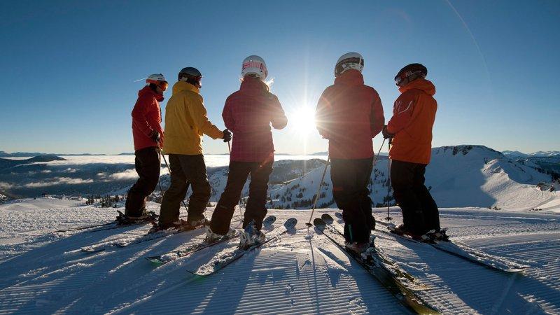 10+ Ski Resorts around Tahoe!