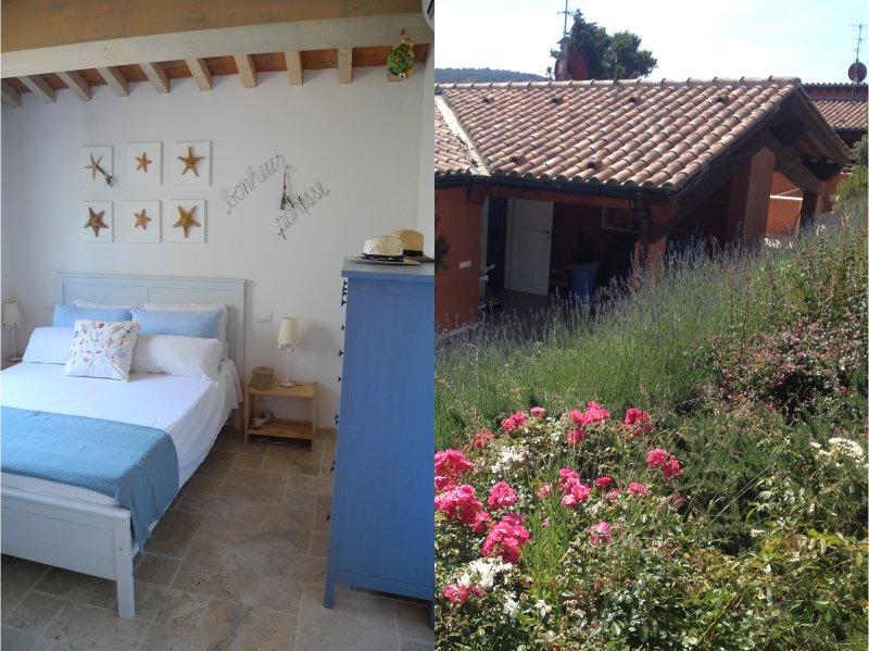 La Salsicaia - Castiglione - Casa Gelsomino, vacation rental in Pian D'Alma