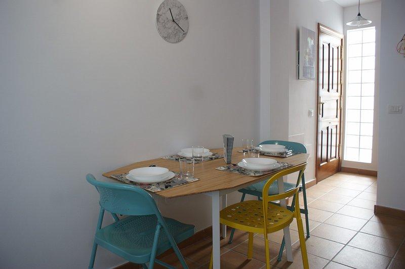 Apartamento Sansofé, holiday rental in Llano del Moro