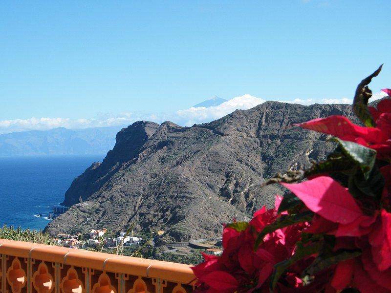 Hermigua, La Gomera, casa vacanza a Hermigua