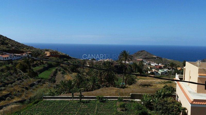 Vallehermoso, La Gomera, holiday rental in Arure