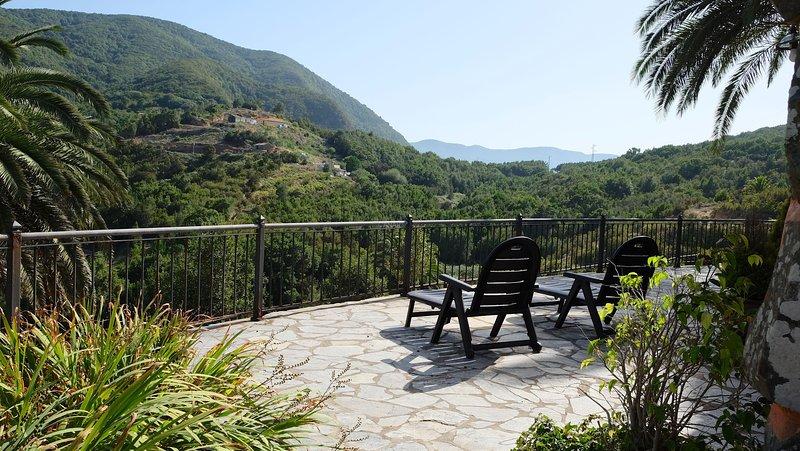 Charming Country house Agulo, La Gomera, location de vacances à Vallehermoso