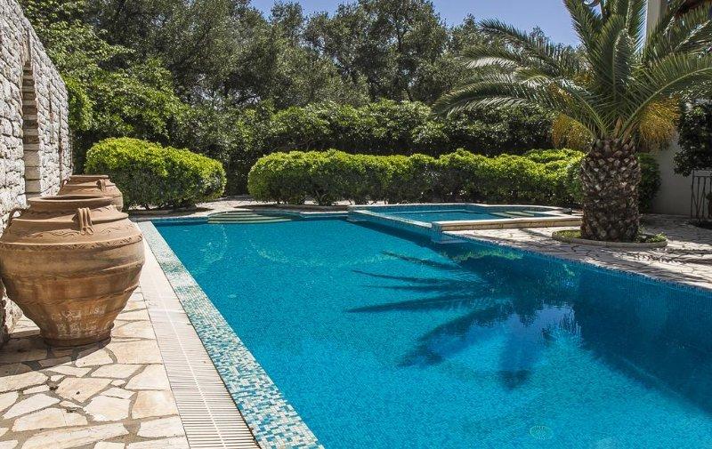 Villa Aliki, location de vacances à Agios Stefanos