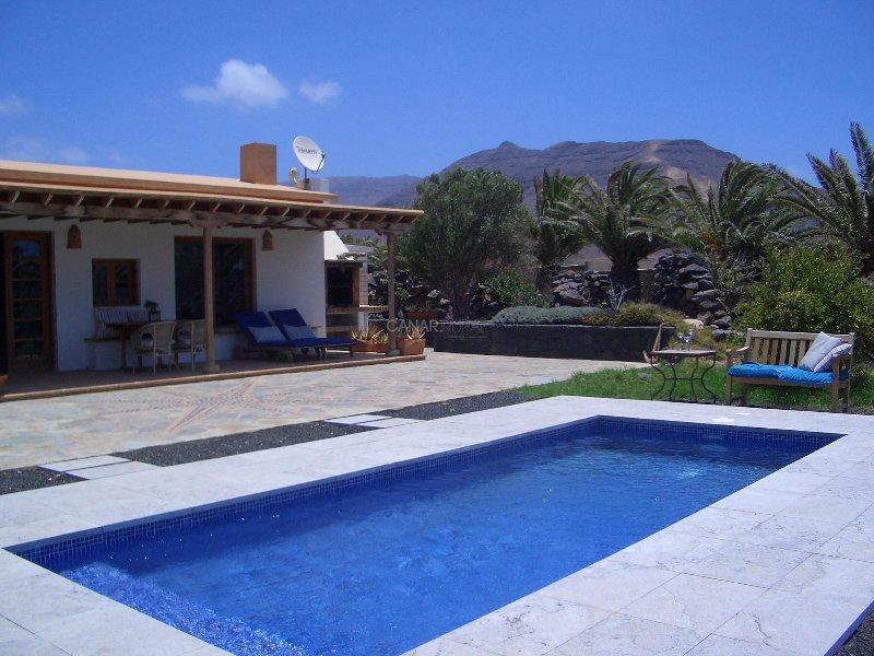 Pájara, Fuerteventura, holiday rental in La Pared