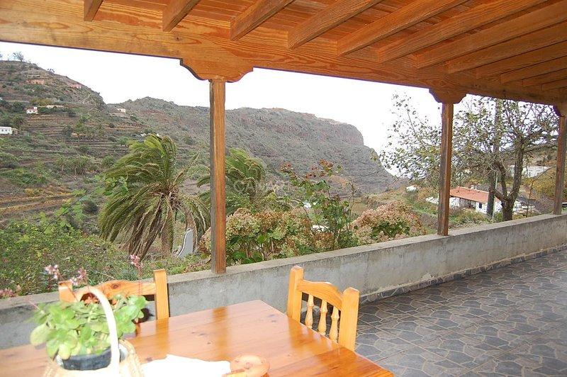 Charming Country house Agulo, La Gomera, casa vacanza a Hermigua