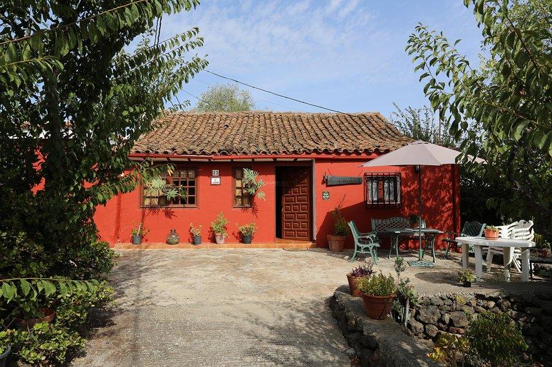 Charming Country house Vega de San Mateo, Gran Canaria, location de vacances à Vega de San Mateo