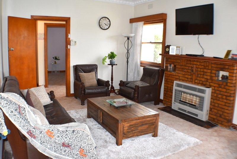 Viejo estilo Casa con todas las comodidades para sus vacaciones agradables.