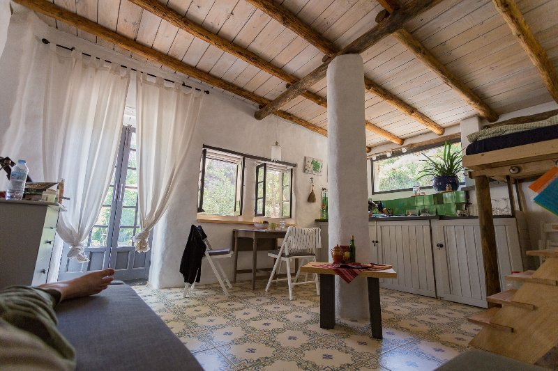 Casita Verde -  guesthouse on eco-land, holiday rental in Pruna
