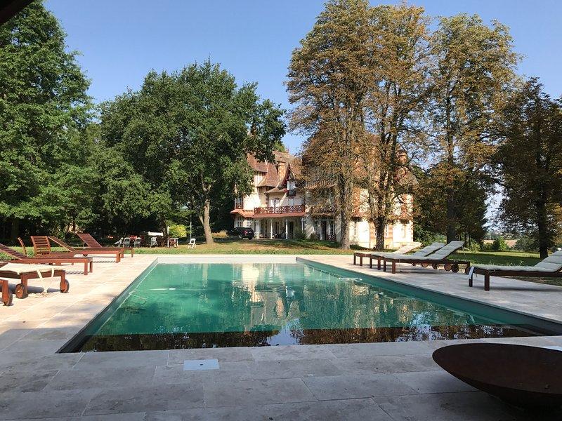 Manoir de Sornat, holiday rental in Dompierre-sur-Besbre