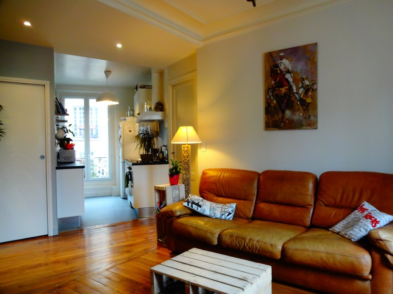 charming 2 bdrooms, light and space, holiday rental in Claix