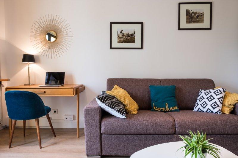 LE CRIOLLO Gîte Duplex confort 4 personnes, Apremont 5 mn de Senlis et Chantilly, location de vacances à Ville de Chantilly