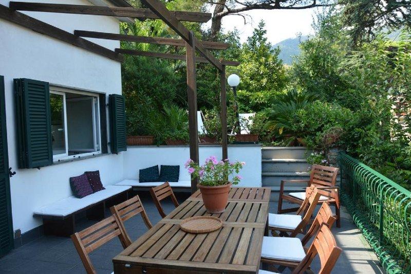 Pretty White House - La casa Bianca, vacation rental in Monterosso al Mare